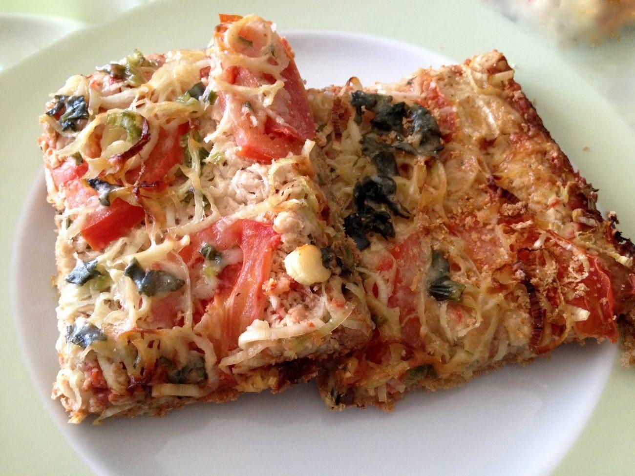 Πρωτεϊνική Πίτσα