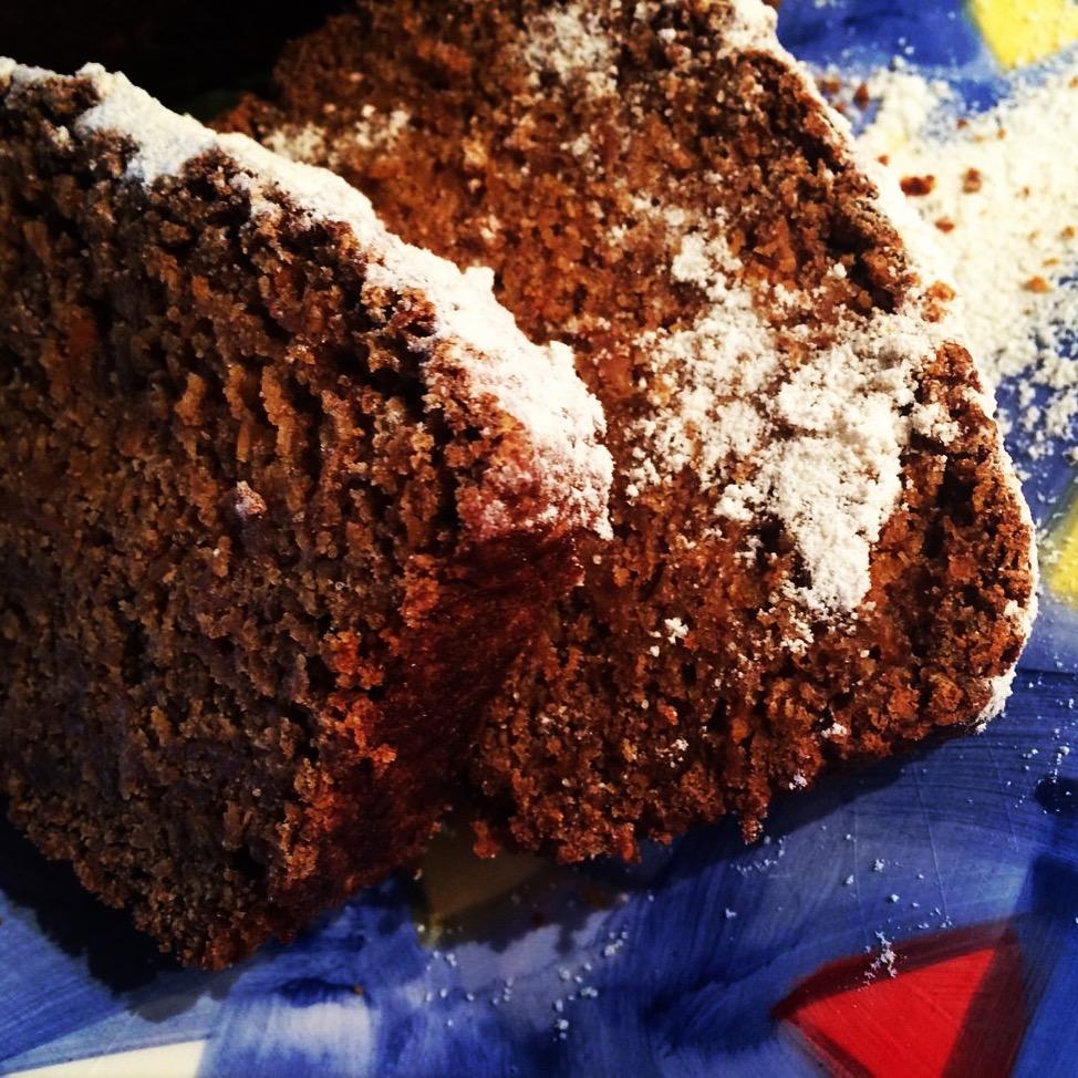 Κέικ ή muffins καρότου (vegan)