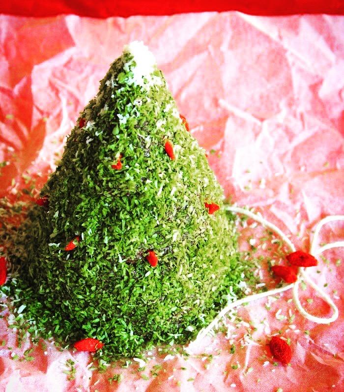 Ωμοφαγικό Χριστουγεννιάτικο δέντρο