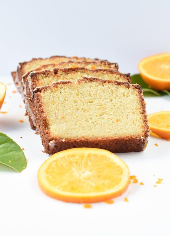 Κέικ ή muffins πορτοκαλιού χωρίς αλεύρι(low-carb & keto)