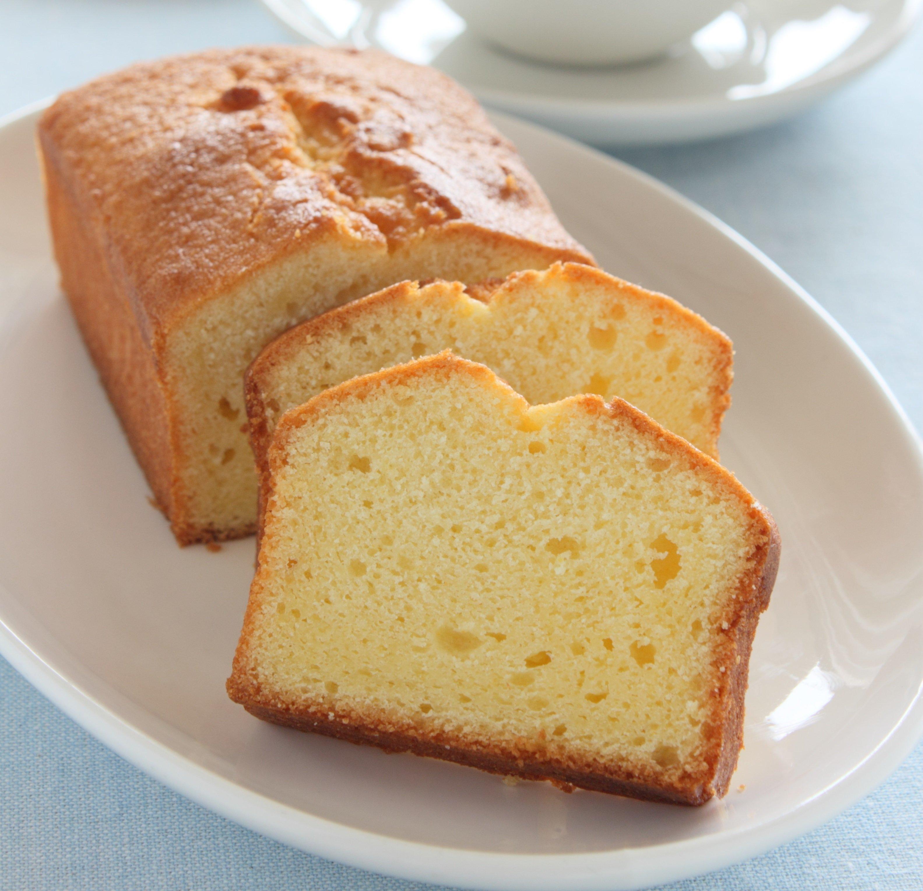 Κέικ βανίλιας χωρίς αλεύρι