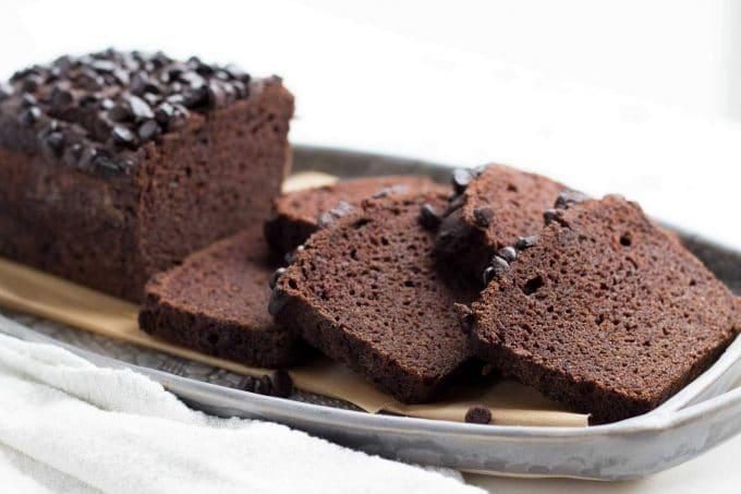 Κέικ σοκολάτας χωρίς αλεύρι/γλουτένη
