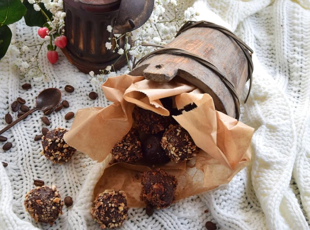 Σοκολατάκια με φουντούκια (noisetta)