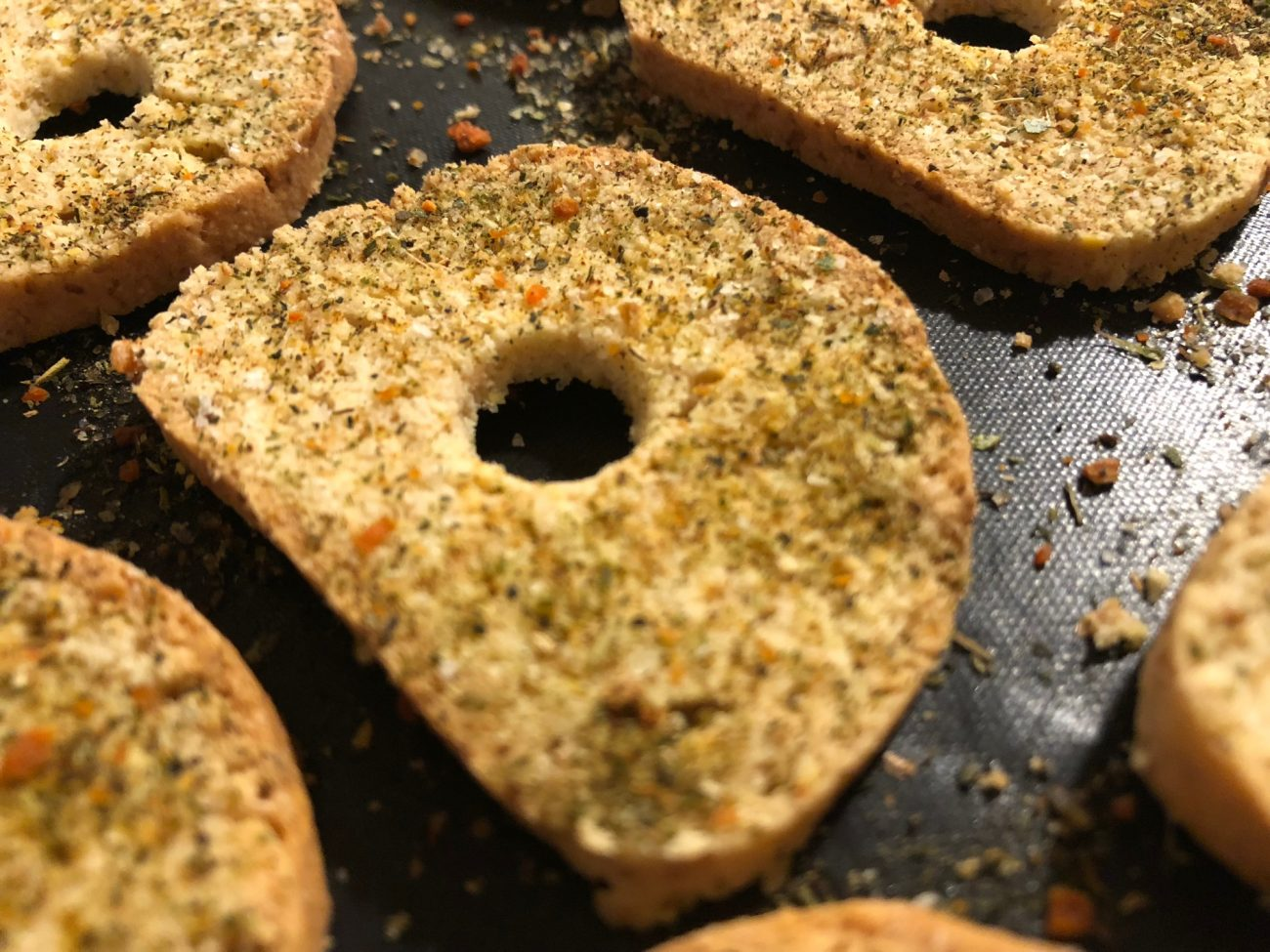 Bake rolls χωρίς αλεύρι/γλουτένη (low-carb & keto)