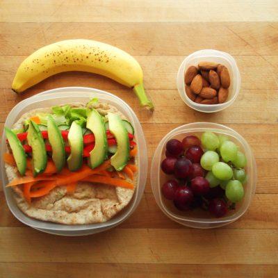 Ιδέες για υγιεινά σνακ στο σχολείο