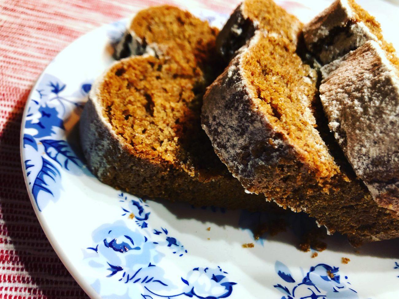 Κέικ βανίλιας, το κλασικό αλλά υγιεινό 😉 (ή muffins)