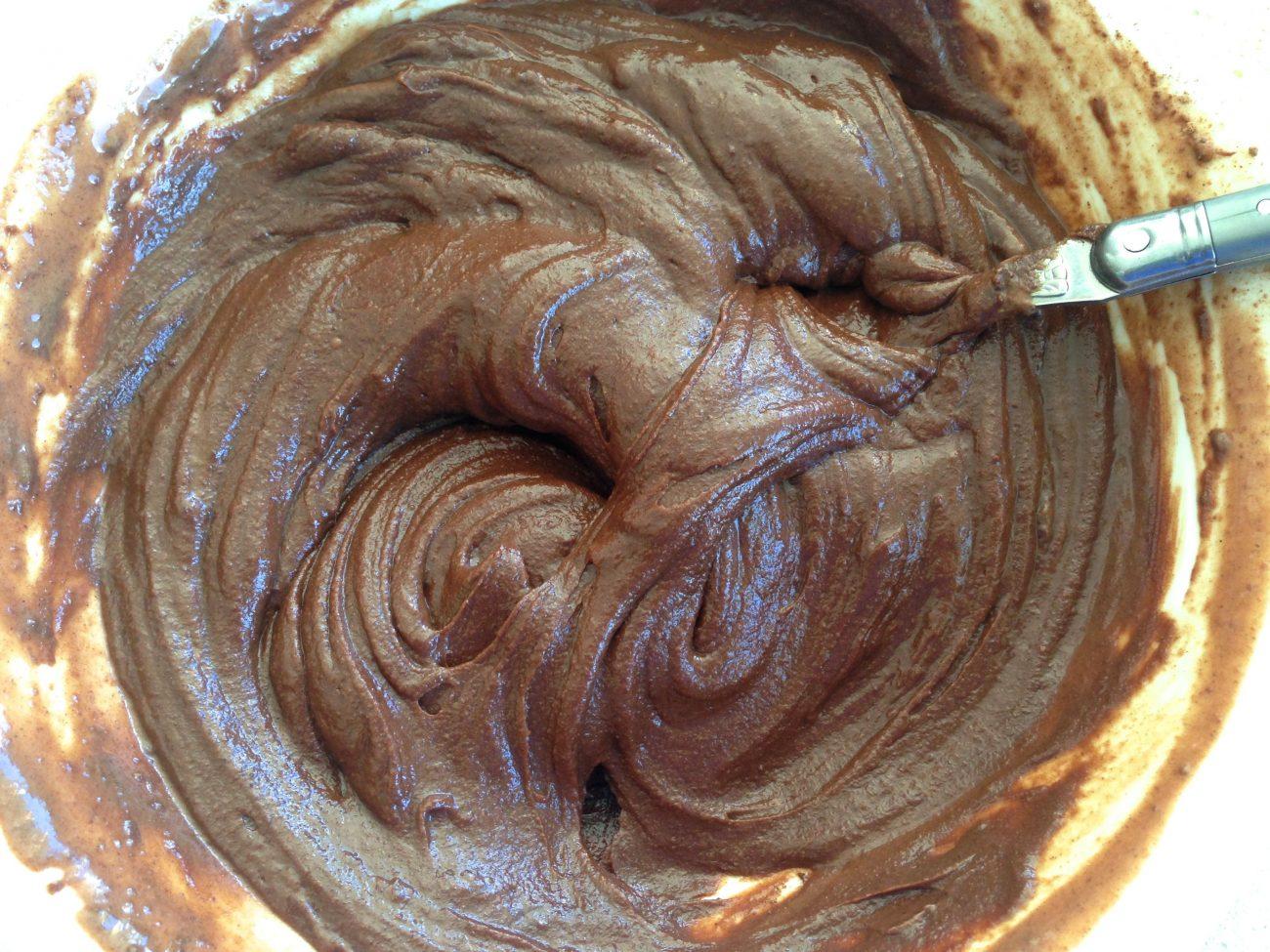 Φουχάτα (κρέμα σοκολάτας με χαρούπι)