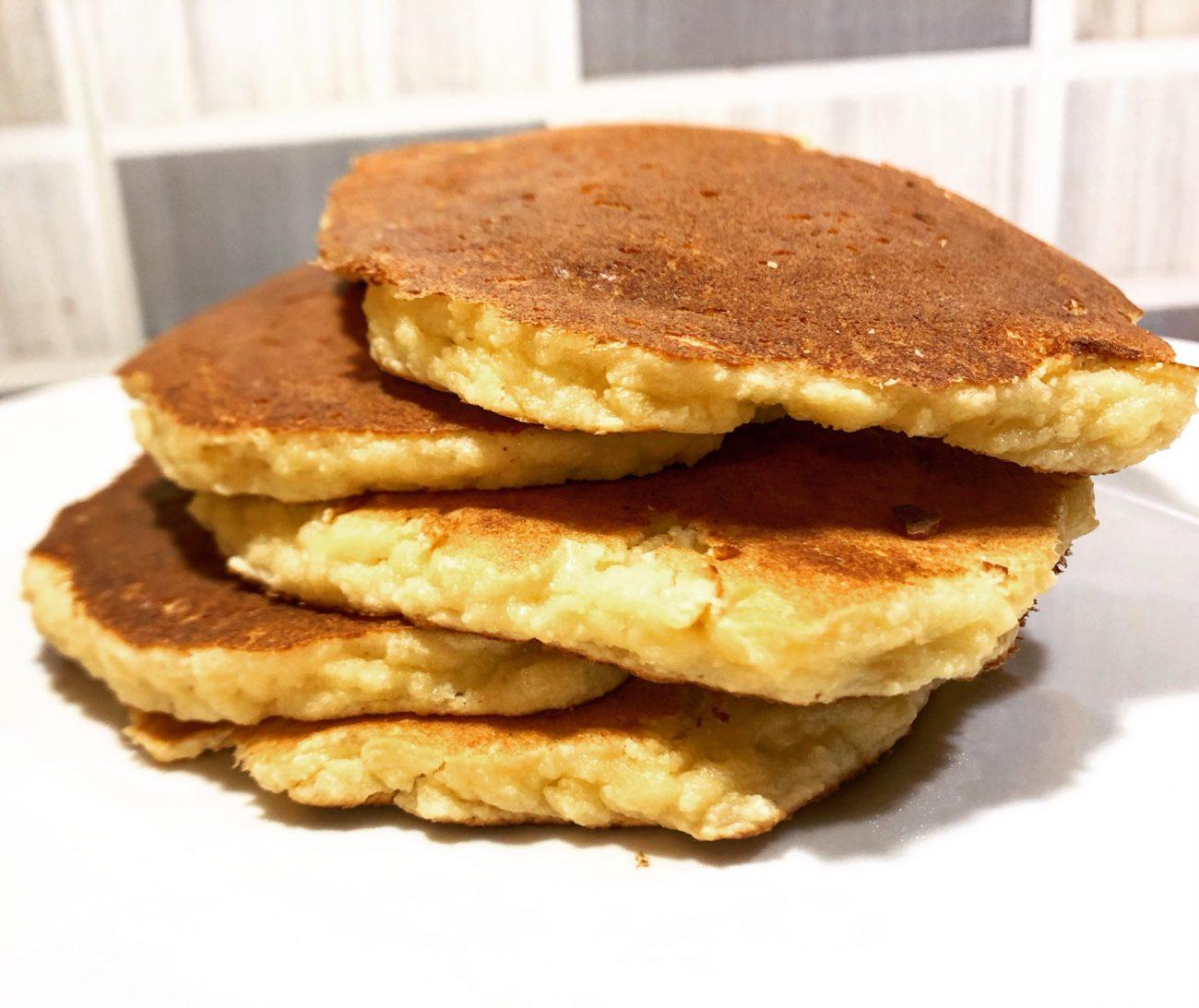 Pancakes χωρίς γλουτένη (low-carb & keto)